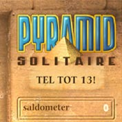 Speel ook Pyramid Solitaire MultiPlayer!